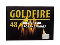ΠΡΟΣΑΝΑΜΜΑ ΣΕ ΚΥΒΟΥΣ GOLDFIRE 48τεμ
