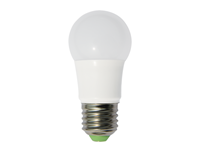 ΛΑΜΠΑ LED GLOBE P45 E27 6W COOL WHITE
