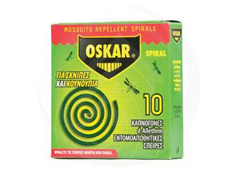 OSKAR  SPIRAL 10s