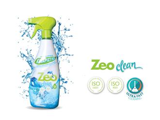 ΖΕΟ CLEAN 750ml