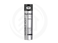 SYOSS HAIR SPRAY 400ml INVISIBLE HOLD